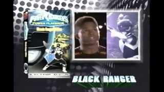 Fox Home Ent. - 17 Power Rangers HV Promo (2001).flv