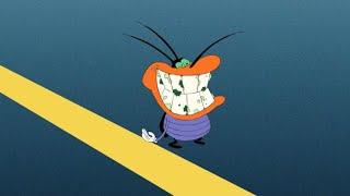 Oggy und die Kakerlaken 😬 Habe ich etwas zwischen meinen Zähnen? 😬 Volledige aflevering in HD