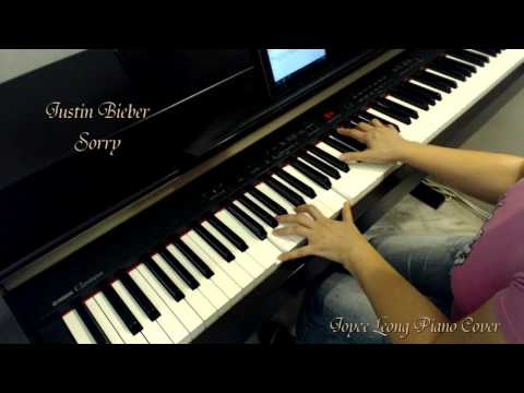 Justin Bieber - Sorry Piano Cover and Sheets