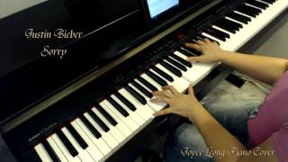 Justin Bieber - Sorry - Piano Cover and Sheets