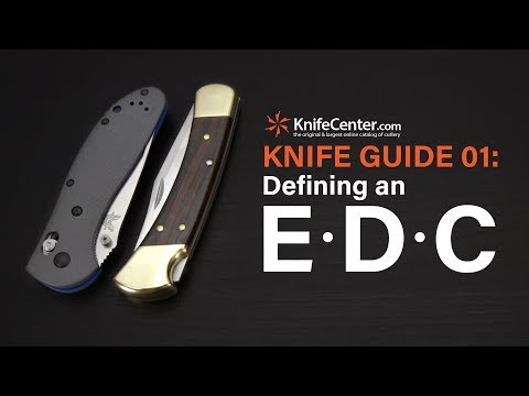 The Knife Guide 01: Defining an EDC Mp3