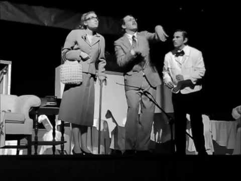 Communication Problems - Fawlty Towers - 2014 KHS Fall Play (#2 of 3)