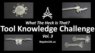 "Play the ""Tool Knowledge Challenge"" handyman quiz game - Vol.3"