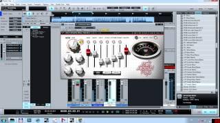 видео сведение вокала с минусом
