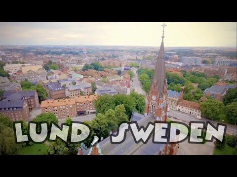 Drone footage | Lund, Sweden
