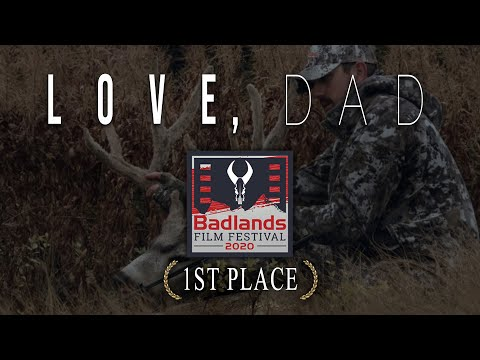 Love, Dad: (1st Place) 2020 Badlands Film Festival
