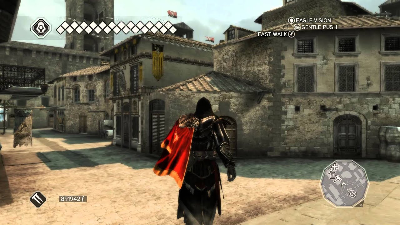 Assassin's Creed 2 Draw Distance Problem and Texture Pop ...