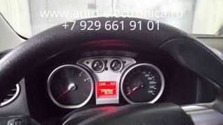 видео Прописать чип ключ Ford Focus I 2000 г.в.,полная потеря ключей , Раменское, Жуковский, Москва