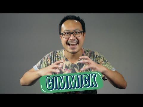 GIMMICK AHOK ANIES YOUTUBERS CAK LONTONG DLL