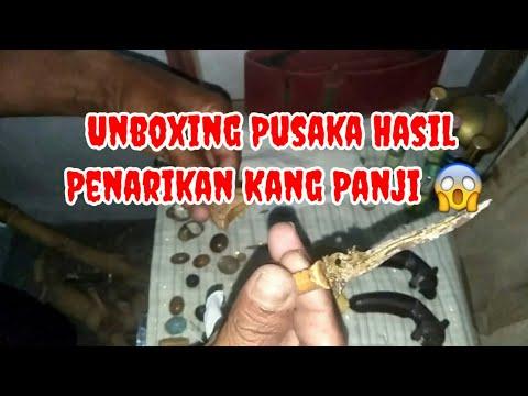 Unboxing Hasil Penarikan Kang Panji...