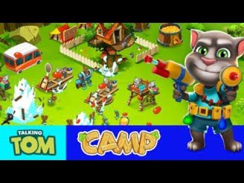 Talking Tom Camp - Fight like a Hero (Tutorial 1) thumbnail