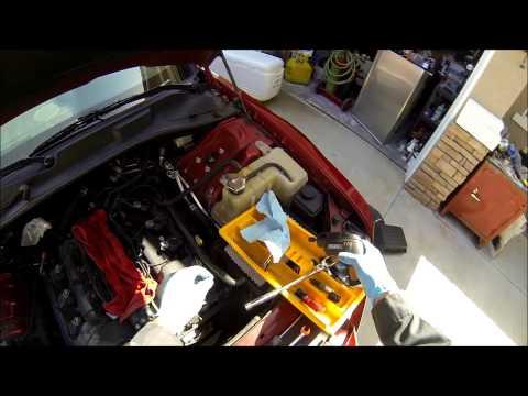 2005 Chrysler 300 2 7l V6 Spark Plugs And Plenum Gasket