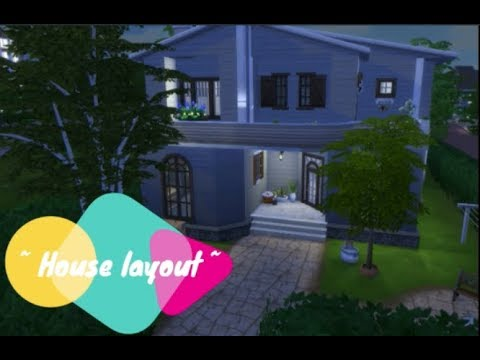 ˜ House layout ˜ PlayWith Laerys