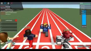 Roblox Rio Olympics Track and Field