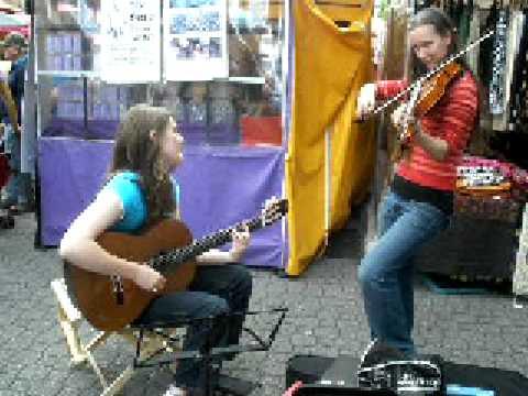 Michelle Thompson and Kamilla Scott-McKenzie