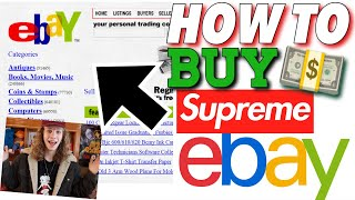 how-to-buy-supreme-on-ebay-cheap