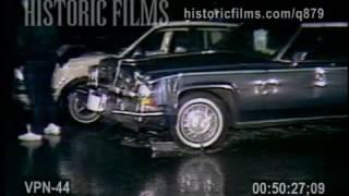 26 CAR ACCIDENT W. INJURIES WHITESTONE EXPRESSWAY, QUEENS - 1987