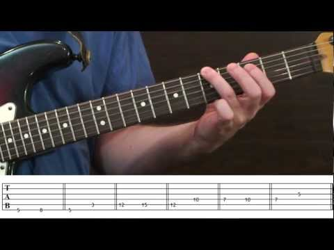 Understanding the Natural Minor Scale...