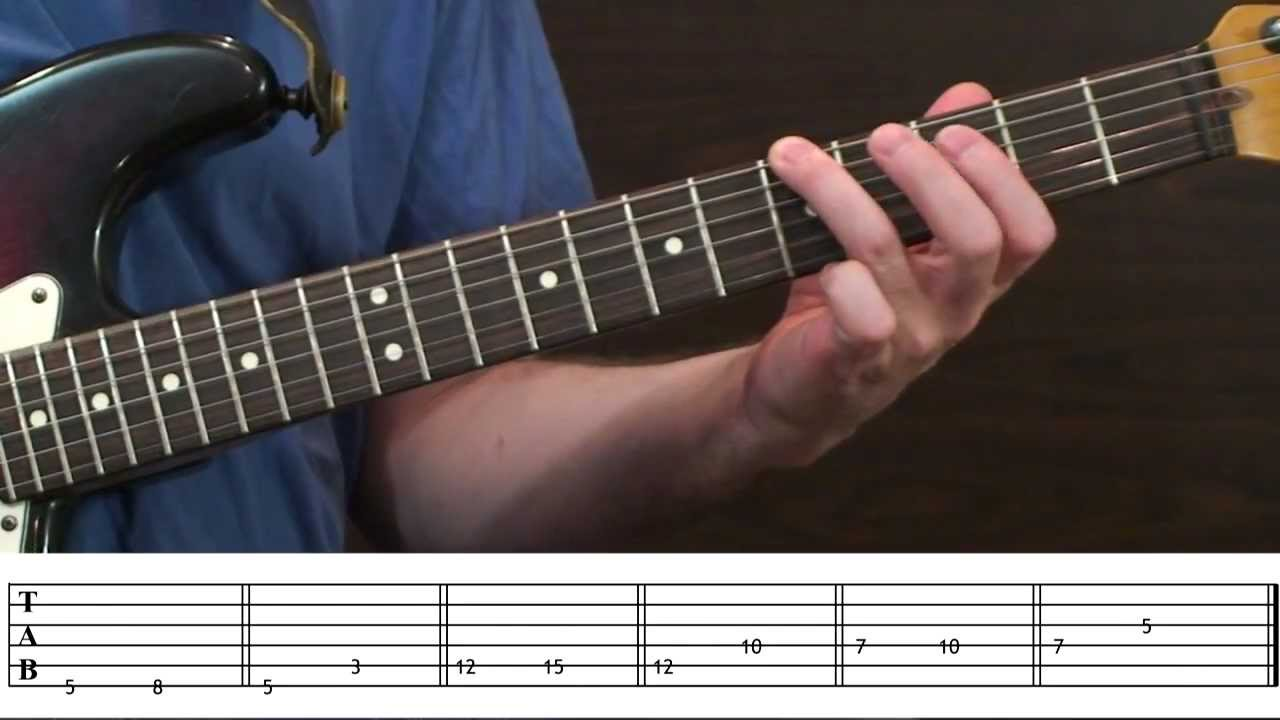 Understanding the Natural Minor Scale... - YouTube