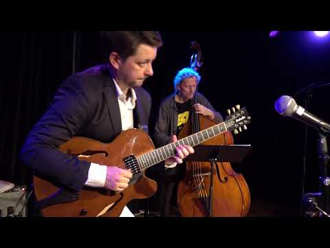 Lage Lund Trio -  Geneva   11th Oct.2019 AMR, Geneva