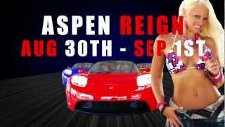 Aspen Reign Live at Baltimore Hustler Club