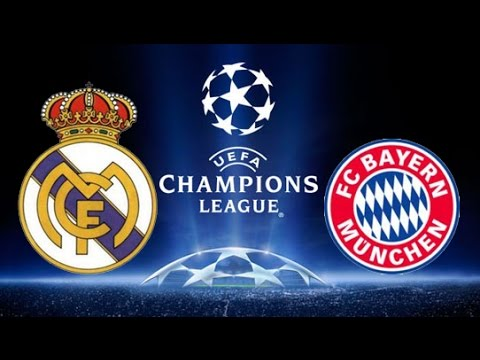 Real Madrid vs Bayern Munich 4-2 Full Match 2nd Half - Champions League 18th April 2017