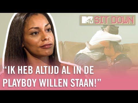 JAMECIA over ZIEKTE: 'Ik heb gewoon echt geen tijd te verliezen'' | MTV Sit Down