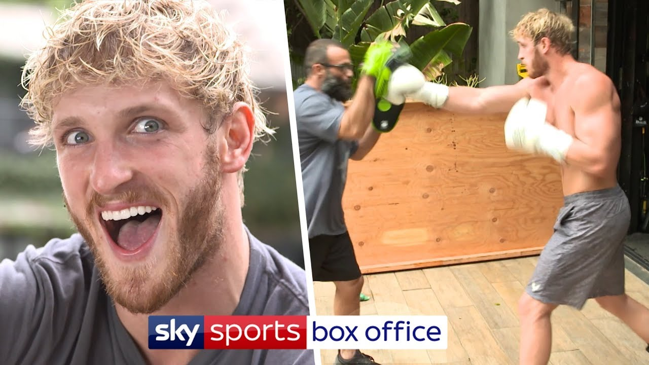 'I WANT TO BE HEAVYWEIGHT CHAMPION!'  | Logan Paul on his rivalry with KSI & his goals in boxing