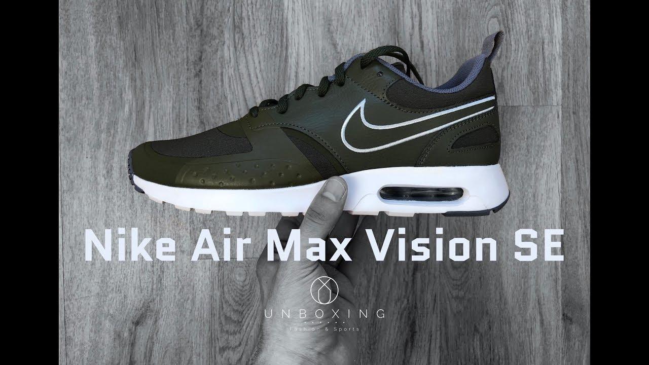 Nike Air Max Vision SE  medium olive barely grey   ce948e965