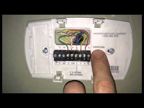 hqdefault?sqp= oaymwEWCKgBEF5IWvKriqkDCQgBFQAAiEIYAQ==&rs=AOn4CLC75sjoeqzfjf2VZhnMQMD7MXdXzQ thermostat installation video training honeywell youtube Honeywell Thermostat Wiring Diagram at mifinder.co