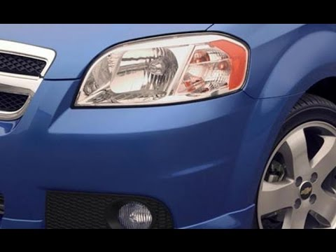 Корректор фар авео / Aveo Headlight Range Control