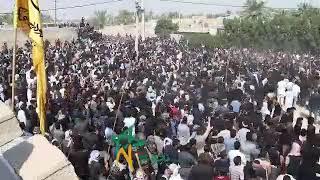هوسات تشييع الشيخ سردال المغامس عساكره و الدريس