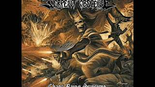 Serpent Obscene - Death Obsessed