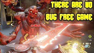 BUG & GLITCH COMPILATION (IN MY GAME. PERIOD) | DOOM ETERNAL