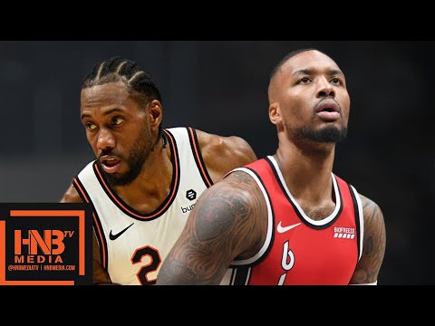 LA Clippers vs Portland Trail Blazers - Full Game Highlights | November 7, 2019-20 NBA Season