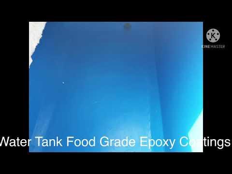 Water Tank Food Grade Epoxy Coatings