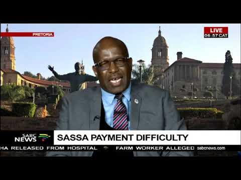 SASSA social grant payment difficulty: Abraham Mahlangu - Part 2