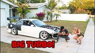 The BIG Turbo LS1 Zenki Is Back!