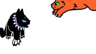 Коты-воители. Клип. Бич VS Огнезвёзд