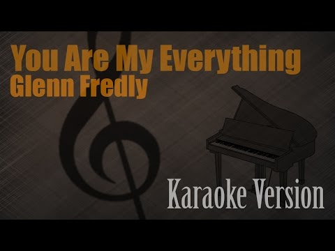 Glenn Fredly - You Are My Everything Karaoke Version | Ayjeeme Channel