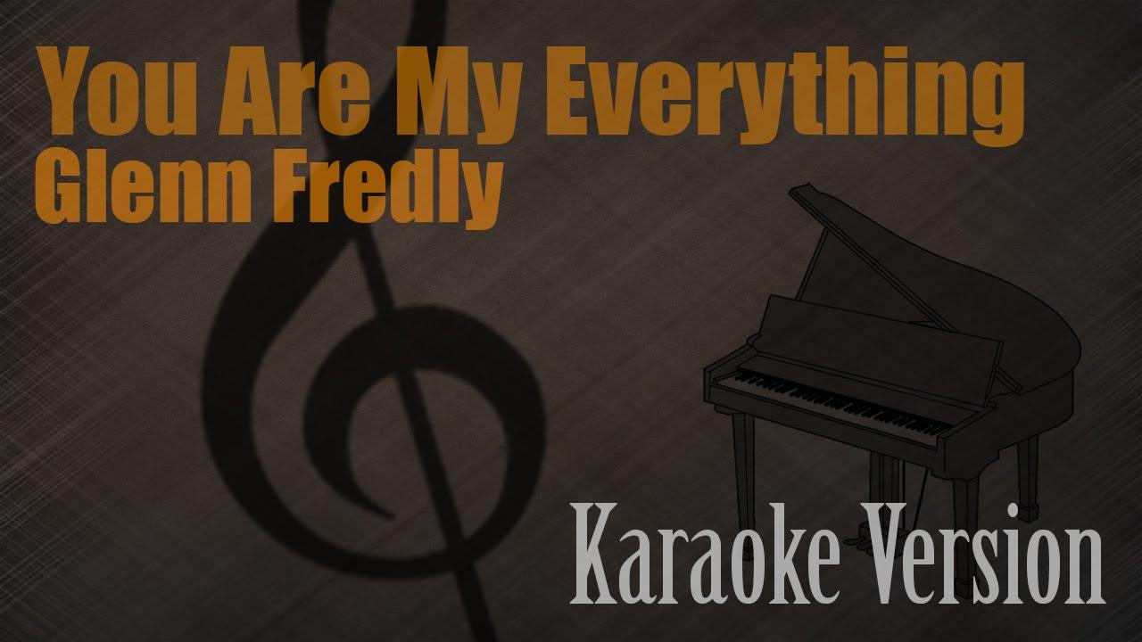 glenn-fredly-you-are-my-everything-karaoke-version-ayjeeme-channel-ayjeeme-karaoke