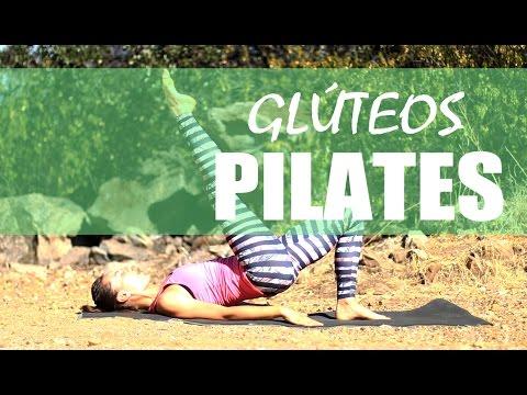 Pilates para FIRMES GLUTEOS y piernas 20 min | Día 2 con Elena Malova