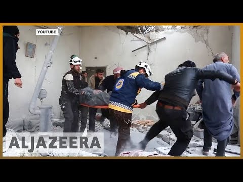 🇸🇾 Syrian forces intensify offensive against rebel forces in Idlib | Al Jazeera  English