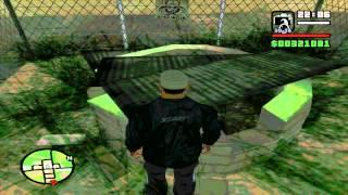 Misterios GTA San Andreas (algunos no tan comunes) 2 Loquendo