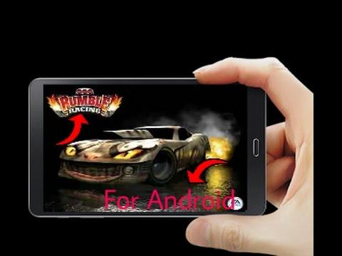 download game rumble racing