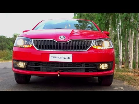 skoda rapid 2017 review first drive walkaround cars dinos youtube. Black Bedroom Furniture Sets. Home Design Ideas