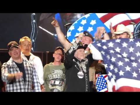 Toby Keith - Courtesy Of The Red, White And Blue (The Angry American)  AC NJ Taj Mahal 11-21-15