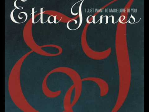 Etta James Don't cry baby