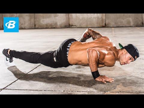 How to Do One-Arm Push Ups | Mike Vazquez