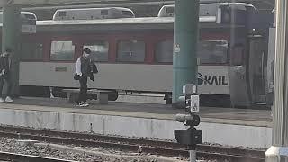 충북선 코레일 시멘트 화물열차 8500호대 8537호기…